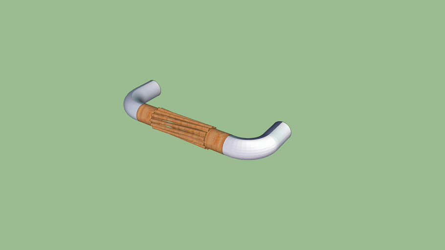 Twisted handle