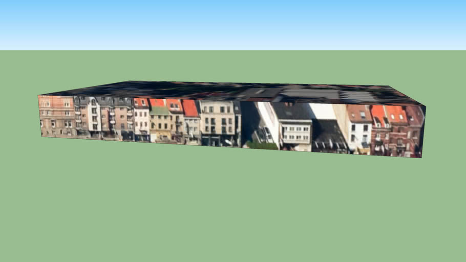 Building in 1200 Woluwe-Saint-Lambert, Belgium