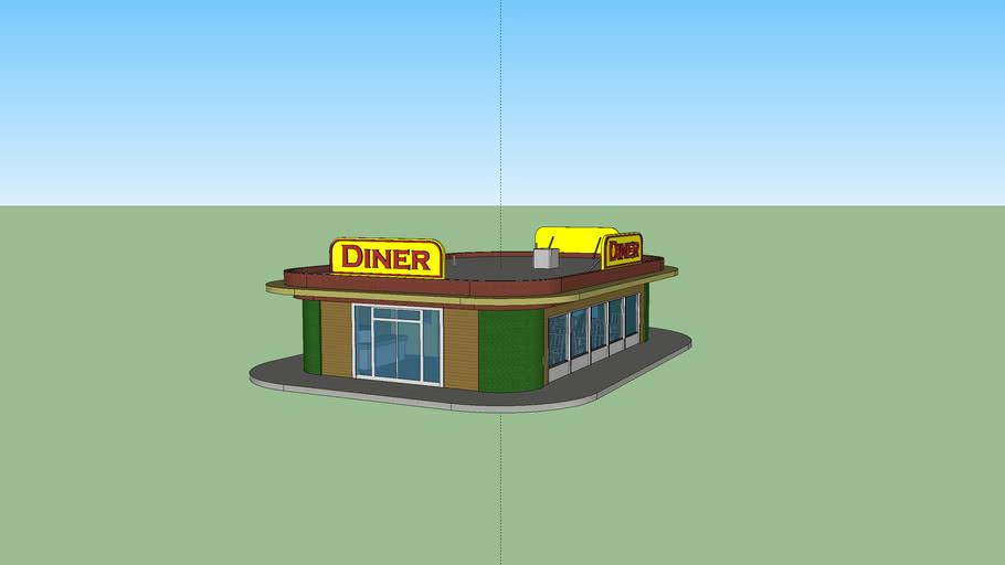 Dinner Diner (633 kb)