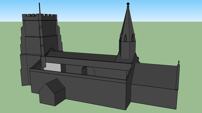 Wanborough Church