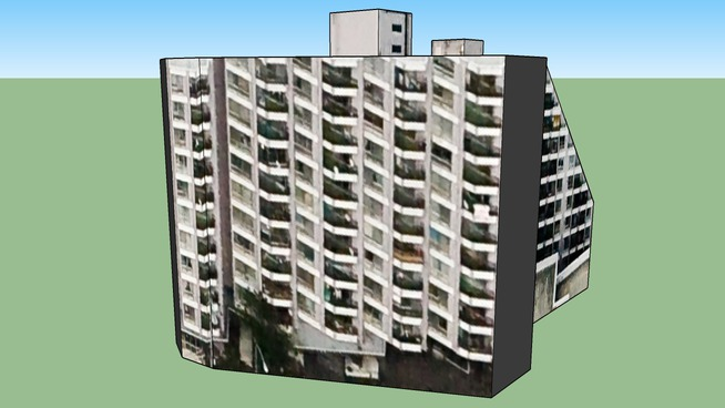 Building in 〒062-8630