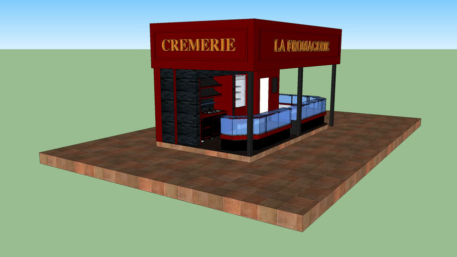 Fromagerie chatelet