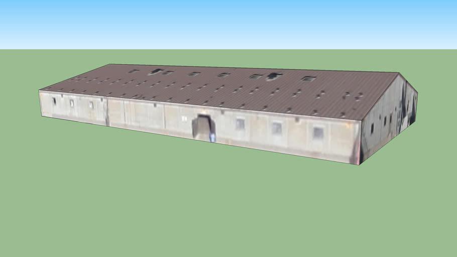 Bygning i Ross Valley, CA, USA