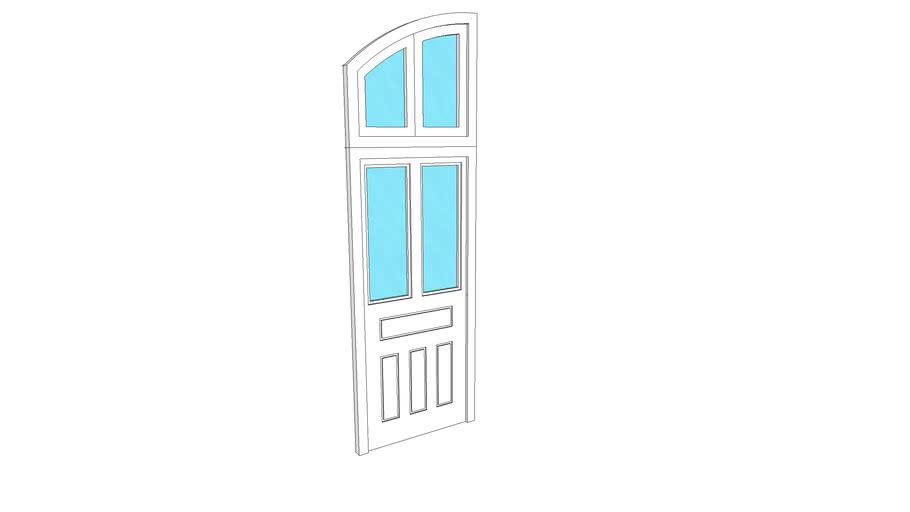 porte d'entrée moreau