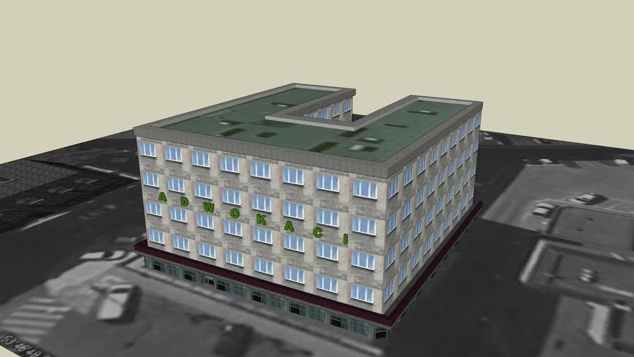Budynek Olsztyn