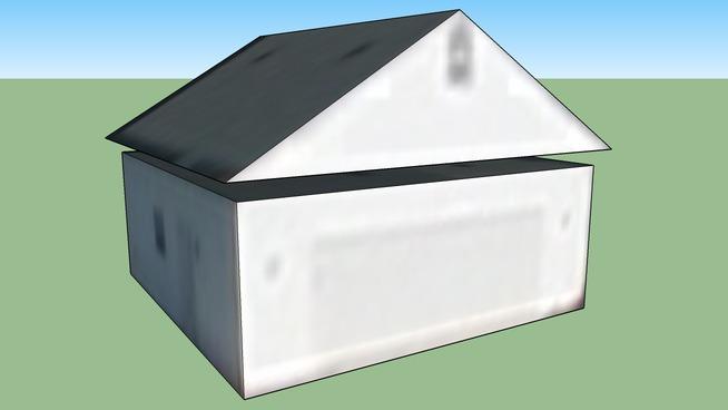 切萨皮克, 弗吉尼亚州, 美国的建筑模型