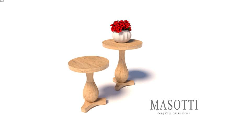 Mesas Auxiliares Coleção Masotti MAS.447.0.1 F15