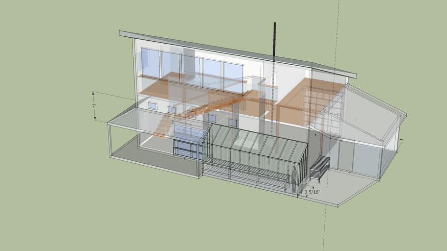 Greenhouse Barn