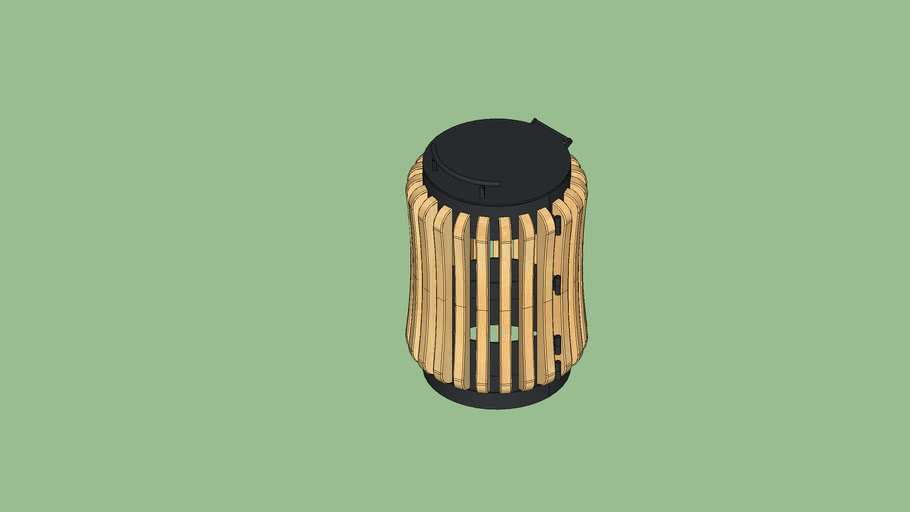 Instinct - Small receptacle - Decona
