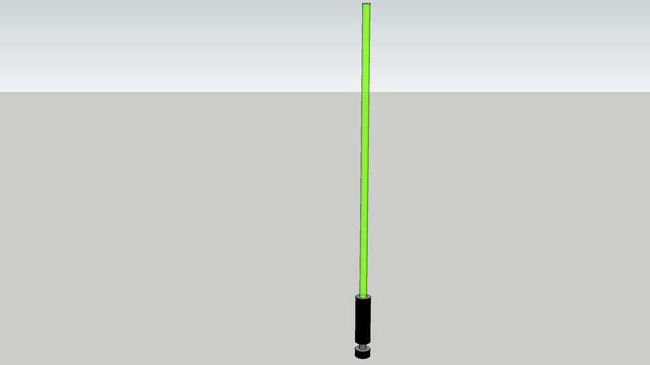 sabre laser vert (luke skywalker)