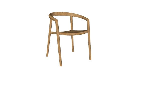 Manutti - Solid fauteuil