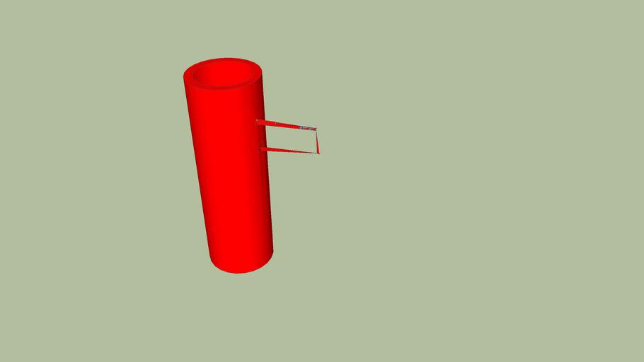 3D model of a cup