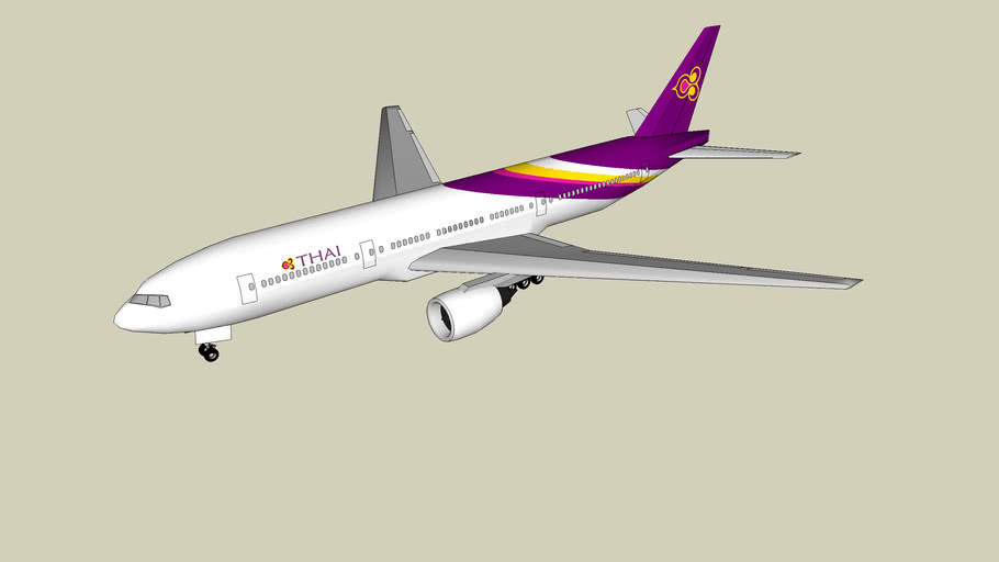 Thai Airways international Boeing 777