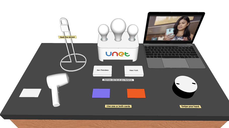 unet booth