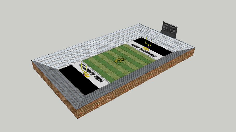Iowa Hawkeyes Stadium