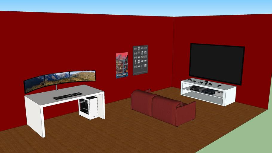Gaming Room Warehouse