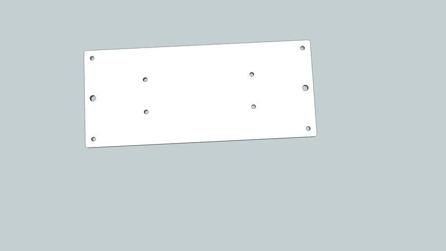 Dual Makerslide Y-carriage for MendelMax