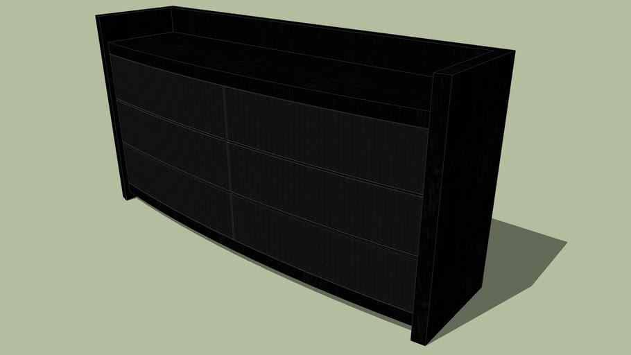 Modern Dresser 3d Warehouse