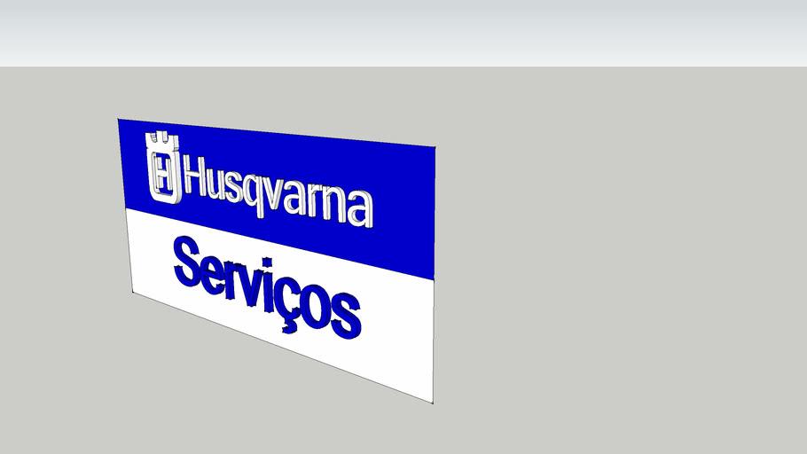 Logo Husqvarna Serviços