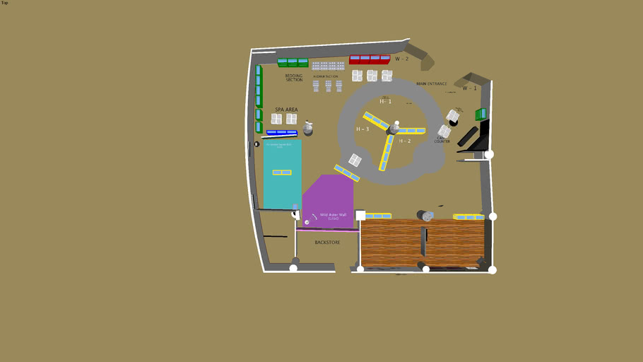 Marina Floor Plan