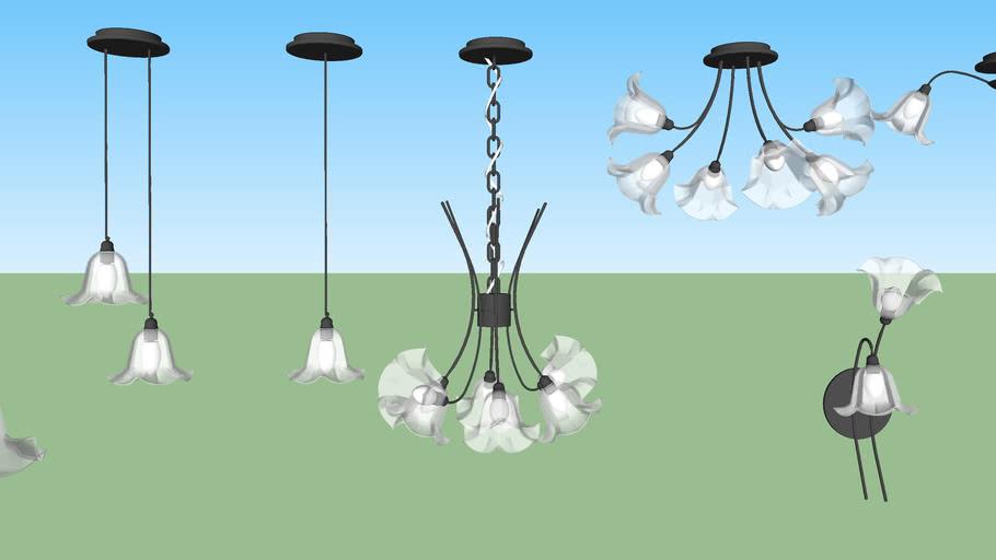 đèn đẹp 3DMC