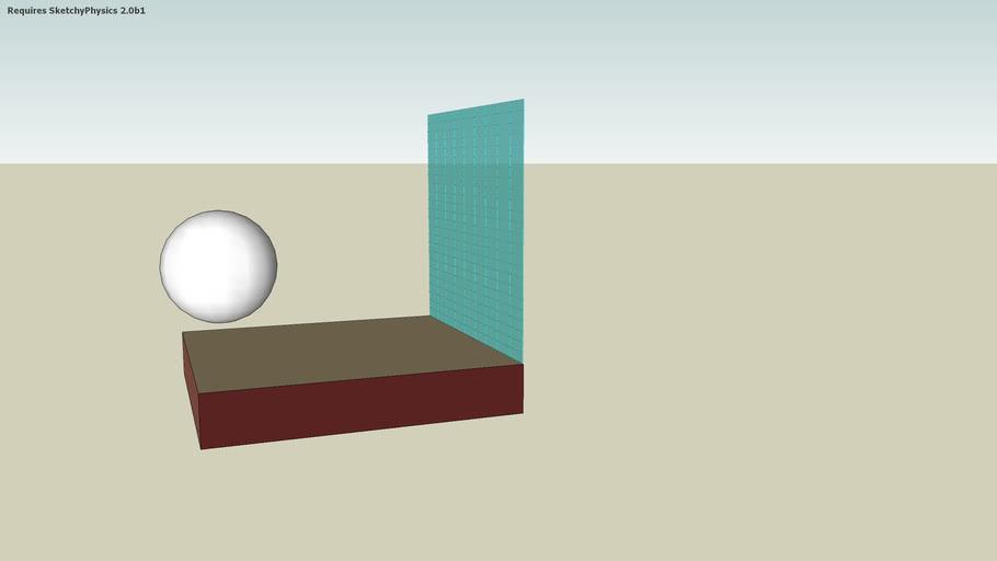 big ball breaks glass (thank you thors son) sketchyphysics