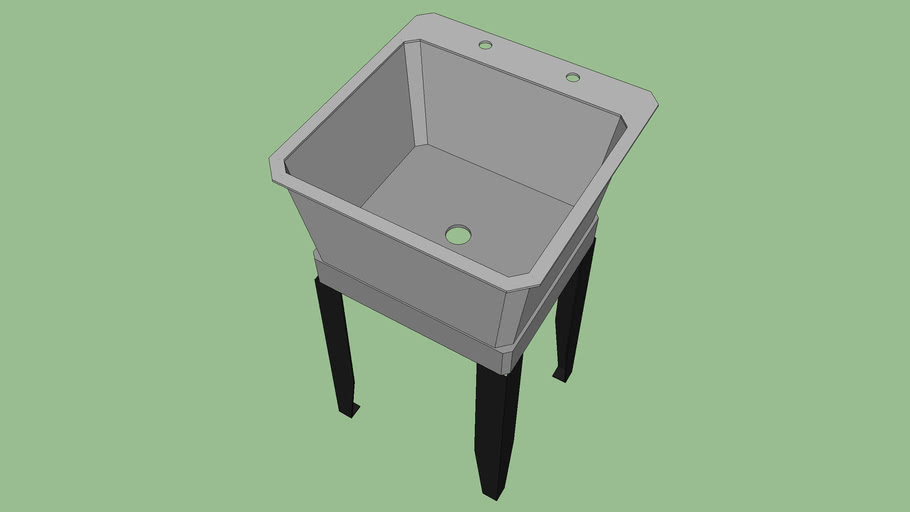 Utility sink, Garage sink wash, basin, prep sink
