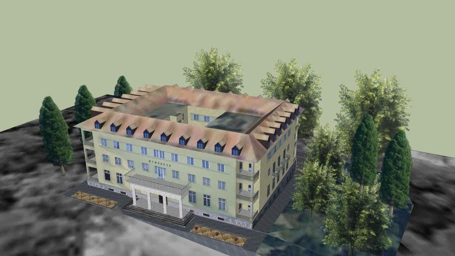 Hotel Šumadija-Aranđelovac