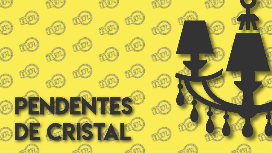 Pendentes de Cristal | Ner Casa de Luz