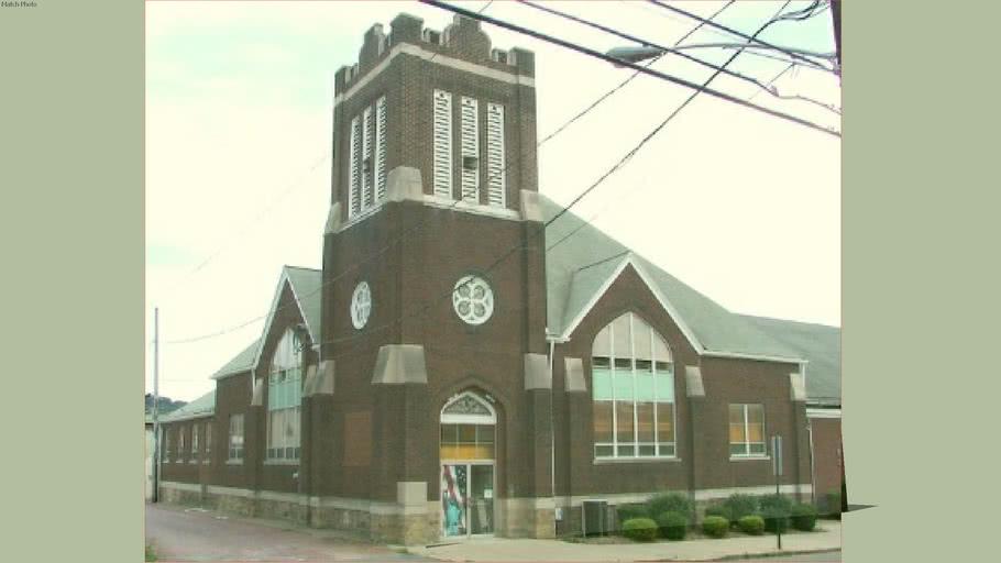 First Baptist Church 215 West New Castle Street Butler PA