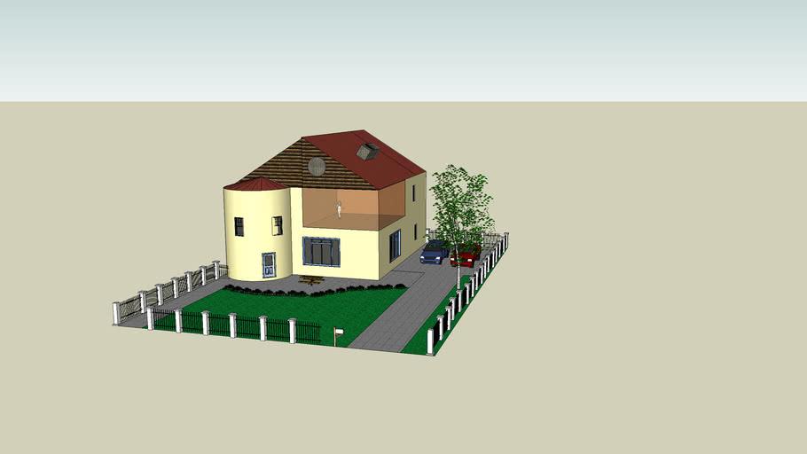 agons house