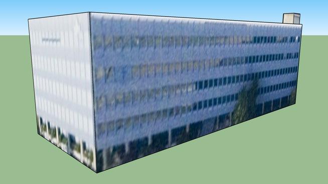 瑞士苏黎世的建筑模型FGF