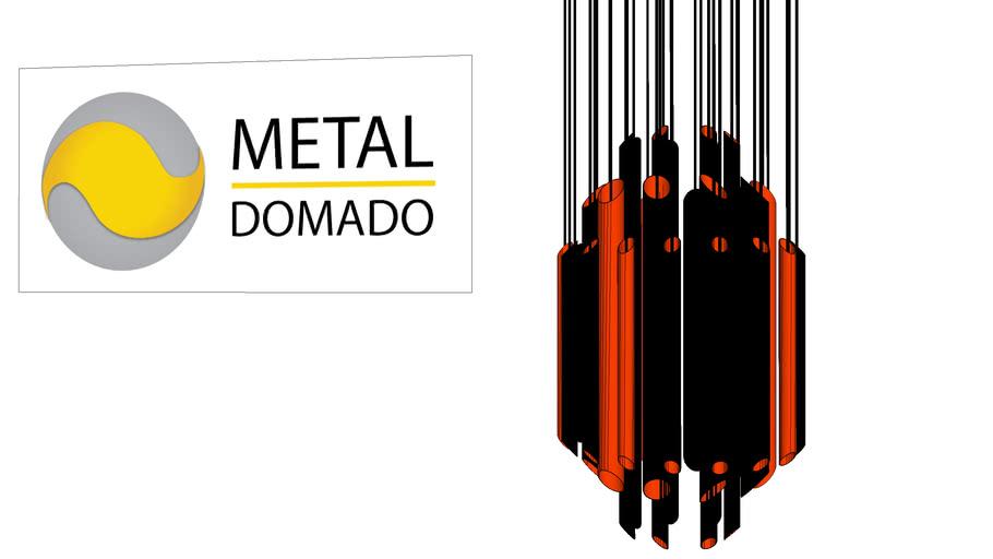 Metal Domado | Pendente Show Room