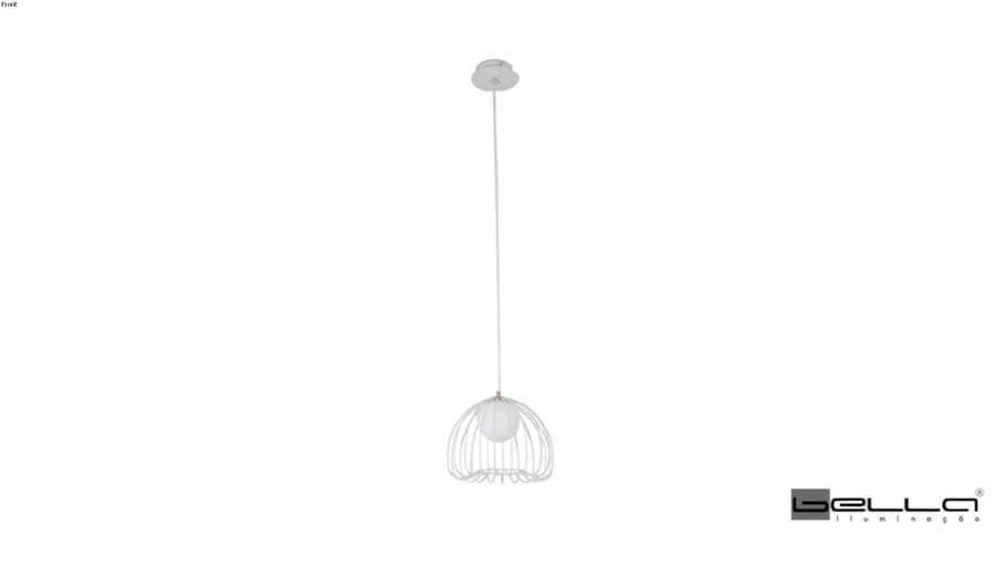 Pendente Lamp_Bella Iluminação