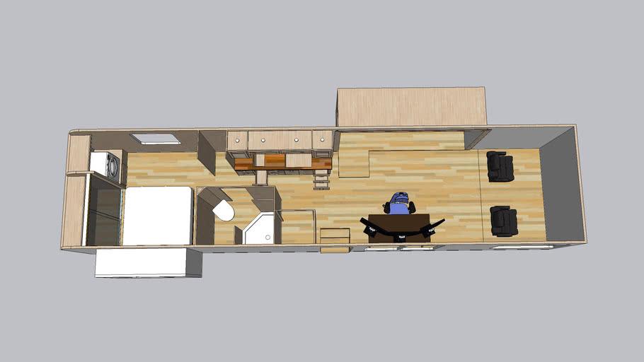 Motorhome w/ Updated Kitchen & Bathroom