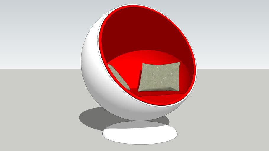 Kugelsessel - Ball chair