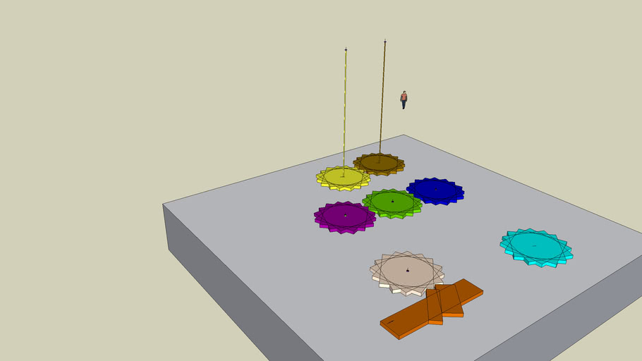 Grind Experiments for Sketchy Physics
