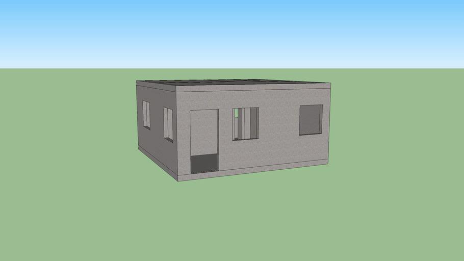 modelo estrutural aula senac
