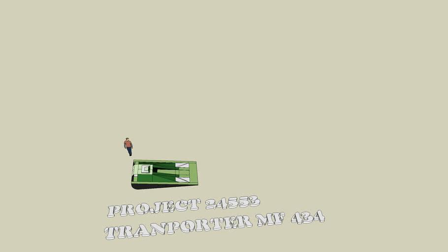 Transportator MF 434