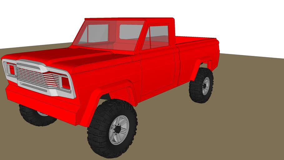 1979 Jeep J10 Truck