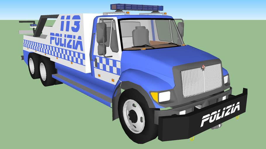 RTA Heavy Duty Tow Truck - Polizia Rescue