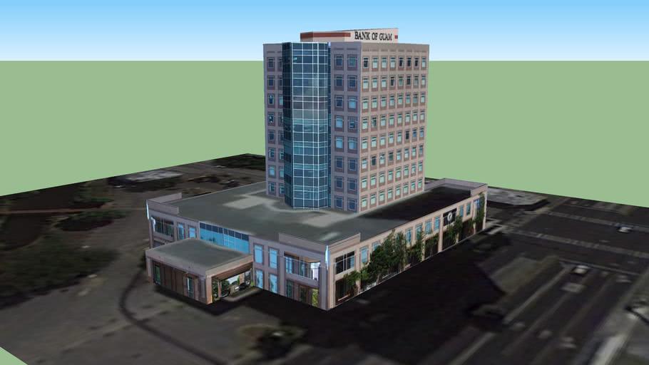 Bank of Guam building