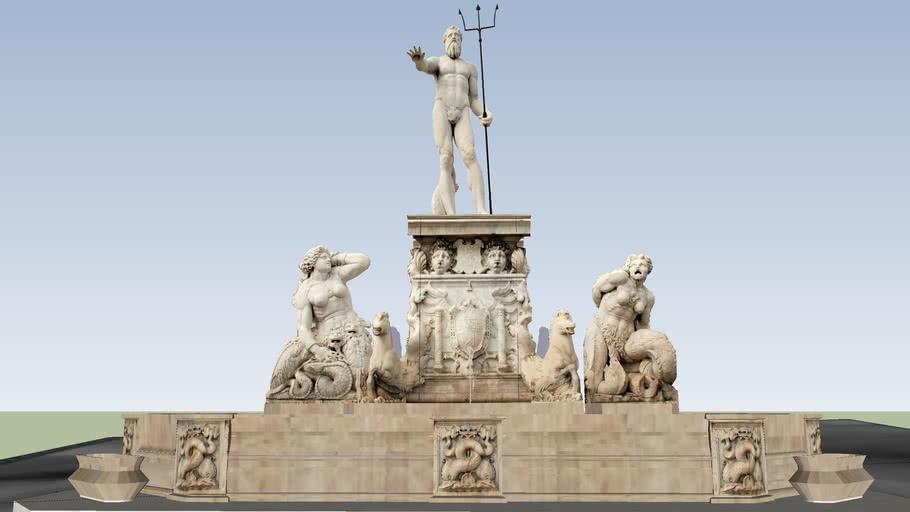 fontana del nettuno (Messina)