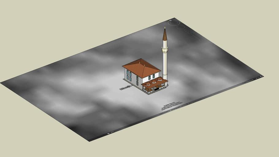 Džamija u Ozimici