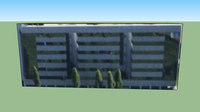Construção em Brasília - DF, Brasil