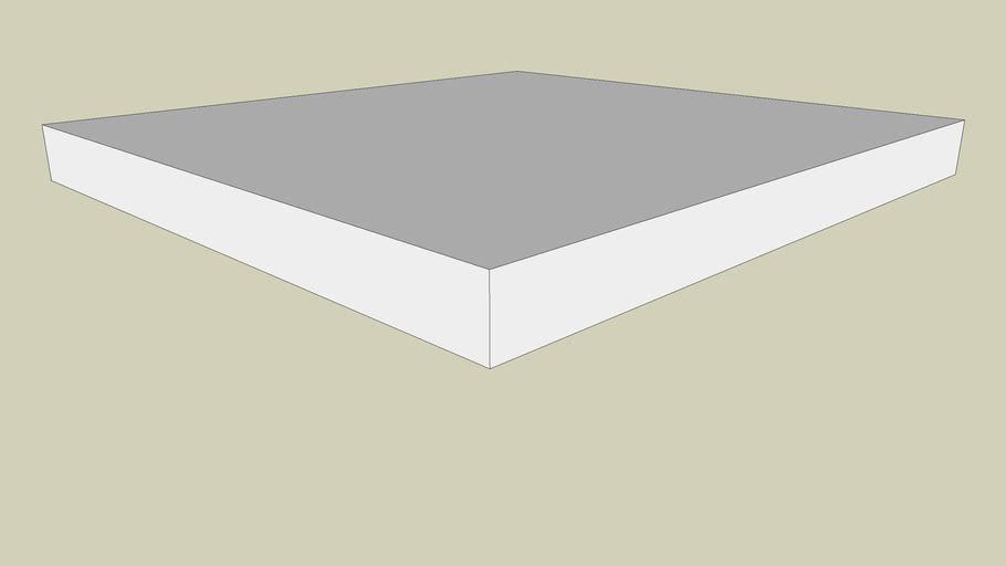 8358 Regalboden white 38x36 (by Hugo)