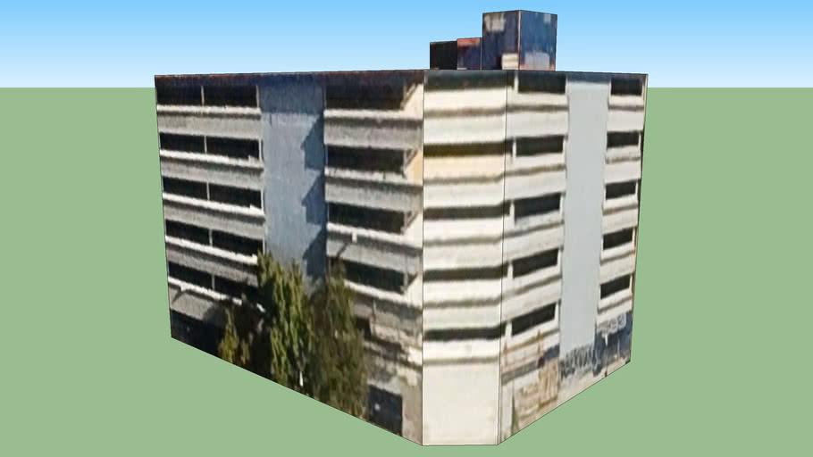 Будівля за адресою: Мехіко, Федеральний округ, Мексика