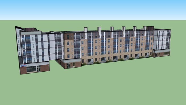 St. Anthony Mills Apartments