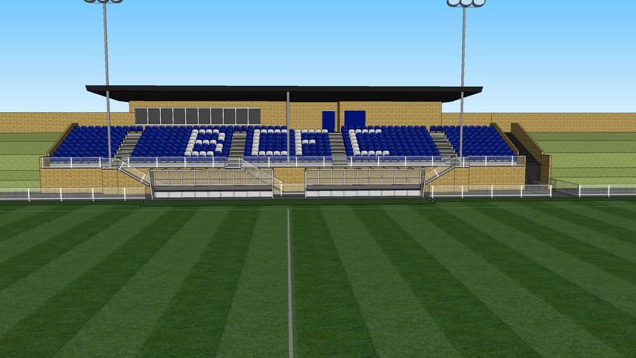 Nantporth - Bangor City FC
