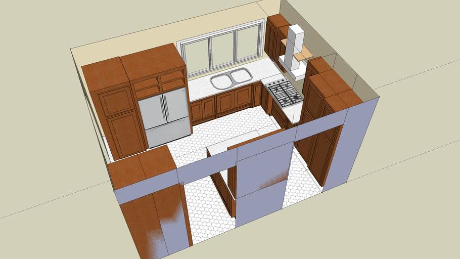 Sheps Dream Kitchen